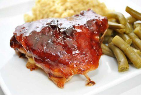 Chicken Red Sause